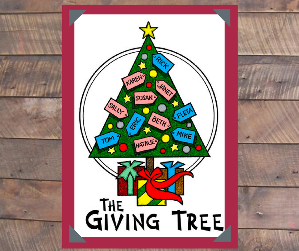 5a2558805ff4 The Giving Tree Has Returned!!!